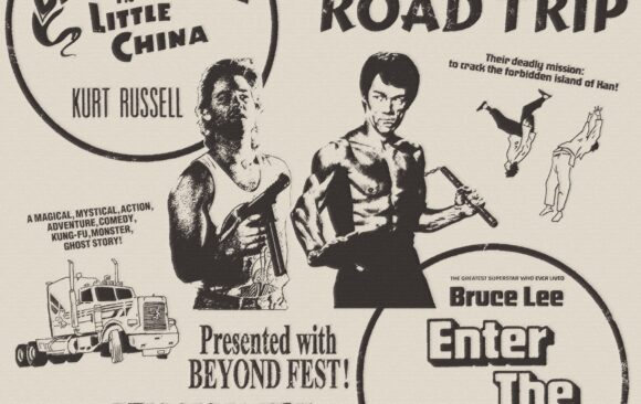 Road Trip to the Drive-In: BIG TROUBLE IN LITTLE CHINA / ENTER THE DRAGON