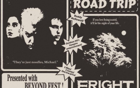 Road Trip to the Drive-In: THE LOST BOYS / FRIGHT NIGHT