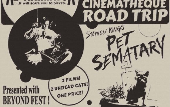 Road Trip to the Drive-In: RE-ANIMATOR / PET SEMATARY