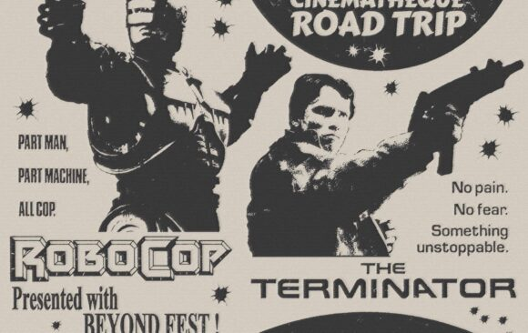 Road Trip to the Drive-In: ROBOCOP / THE TERMINATOR